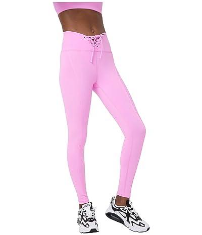 YEAR OF OURS Football Leggings (True Pink) Women