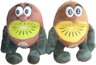 zespri Kiwi Plush Set Pequeño Tamaño