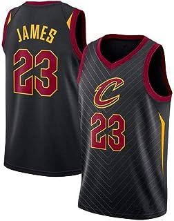 68ae4b06a57b3 ANHPI-Jersey Maillot de Basketball pour Hommes Lebron James # 6 NBA  Cleveland Cavaliers,