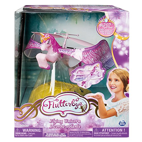 Flying Fairy - 6022879 - Licorne Volante - Flutterbye