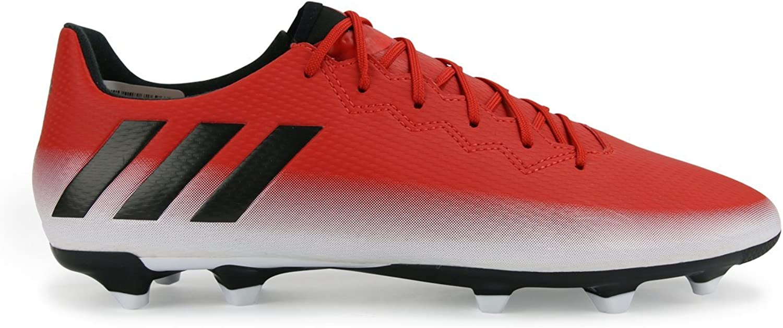 Adidas Men's Messi 16.3 FG rot Core schwarz Weiß schuhe - 10A