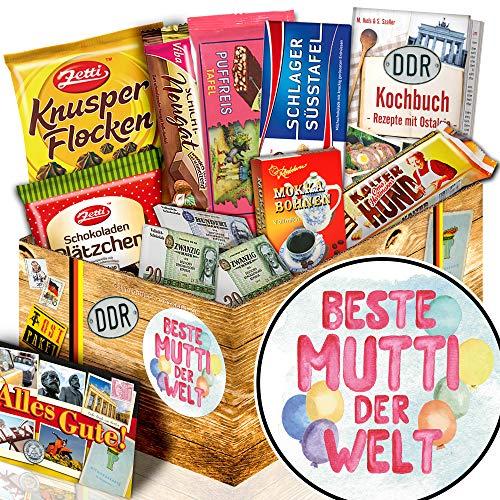 Beste Mutti / Geschenkidee Ost - Schokolade / Ideen zum Geburtstag