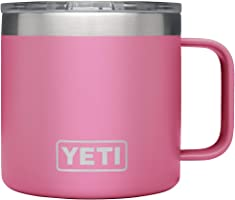 YETI Rambler 14 oz Stainless Steel Vacuum Insulated Mug Lid