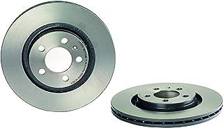Ate 24.0113-0184.1 Rotores de Discos de Frenos Set de 2