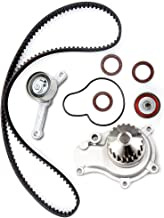 ECCPP Timing Belt Water Pump Kit for 1995 1996 1997 1998 1999 2000 2001 2002 Chrysler Dodge Jeep Plymouth 2.4L DOHC EDZ
