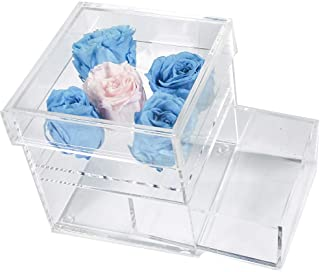 flower box with drawer