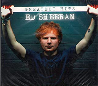 ED SHEERAN GREATEST HITS [2CD]