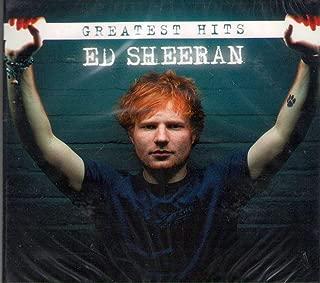 ED SHEERAN GREATEST HITS [2CD]
