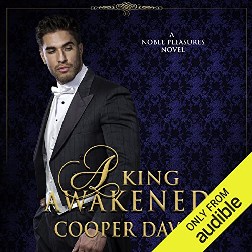 A King Awakened audiobook cover art