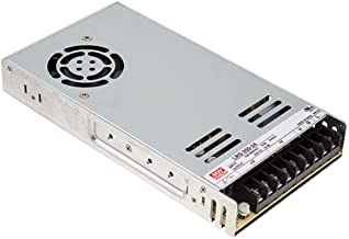 MEAN WELL LRS-350-5 300W 5V 60 Amp Single Output Switchable Power Supply