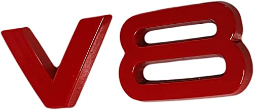 CTRONIC GTS emblema negro rojo brillante para maletero trasero para 911 Carrera