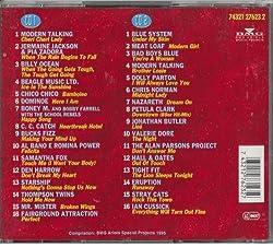 Modern Talking, Jermaine Jackson & Pia Zadora, Beagle Music Ltd., C.C. Catch..