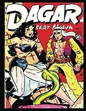 Dagar Desert Hawk #22: Golden Age Jungle Adventure Comic 1949