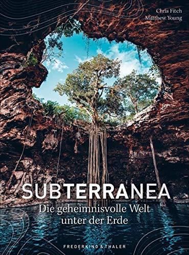 Buchseite und Rezensionen zu 'Bildband: Subterranea' von Chris Fitch