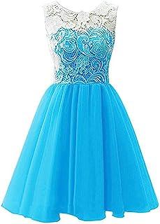 size 40 25ec3 1c025 Amazon.it: abito azzurro: Abbigliamento