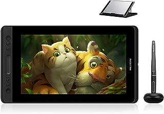 HUION Drawing Monitor KAMVAS Pro 13 Pen Display Tablet Tilt Battery-Free Stylus 8192 Pen Pressure 120% sRGB 13.3 inch GT-133