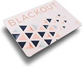 Blackout by AKIELO   RFID Blocking Card - The Single Solution to Contactless Card Protection   The Ultimate RFID Card Protector for Your Wallet or Purse