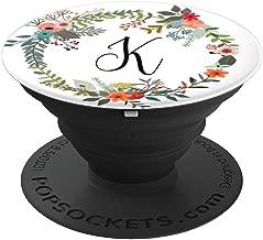 popsocket with letter k