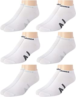 Men's Breathable Lightweight Low Cut Socks (6 Pack)