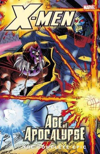 X-Men: Complete Age Of Apocalypse Epic Book 4 TPB: Complete Age Of Apocalypse Epic Bk.4