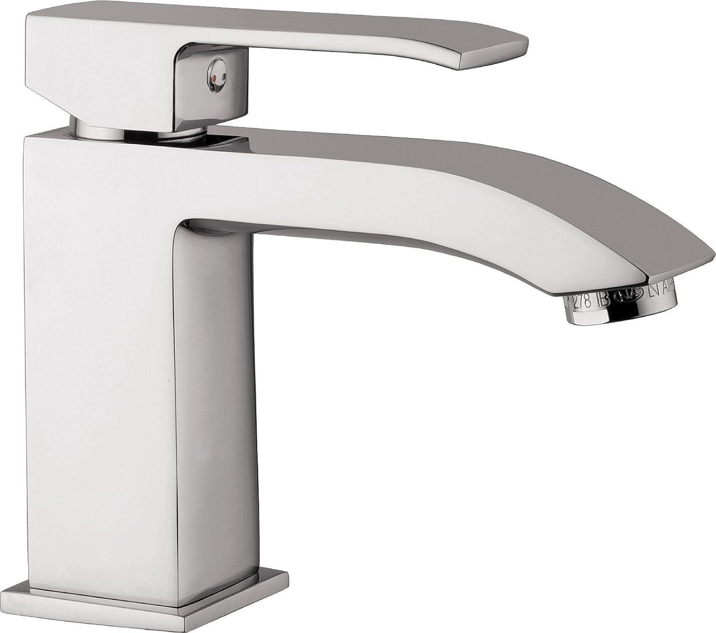 Sanitop-Wingenroth 78602 7 Einhandmischer Level für Waschtisch,