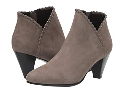 David Tate Loft (Gray Nubuck Leather Lacing) Women