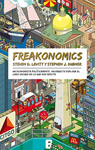 Freakonomics (Spanish Edition)の詳細を見る