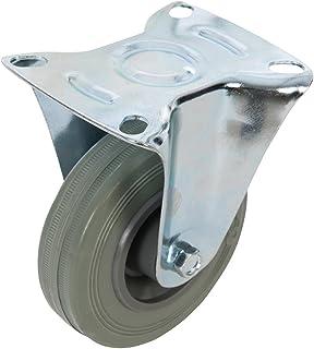 FIXMAN 873019 rubberen bokrol 100 mm, 70 kg