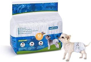 Nobleza - Pañales para Perros Desechables Hembra Cachorro E