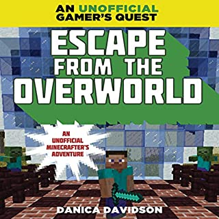 Escape From the Overworld audiobook cover art