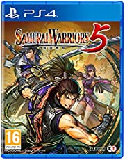 Samurai Warriors 5 PEGI (PS4)