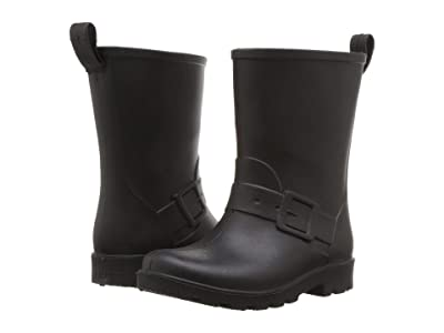 Native Kids Shoes Barnett (Toddler/Little Kid) (Jiffy Black/Jiffy Black) Kids Shoes