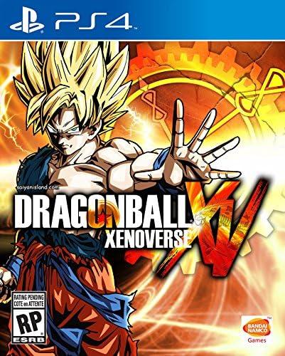Dragon Ball Xenoverse PS4 Spanish English product image