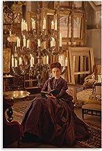 DJNGN Elegante Anna Karenina Poster Decoratieve Opknoping Schilderij Canvas Muur Klassieke Filmkunst Woonkamer 24×36 inch...
