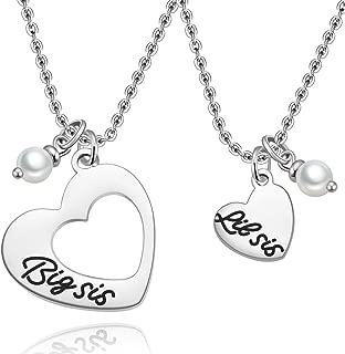 Best lil sis big sis jewelry Reviews