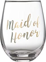 maid of honour wine glass