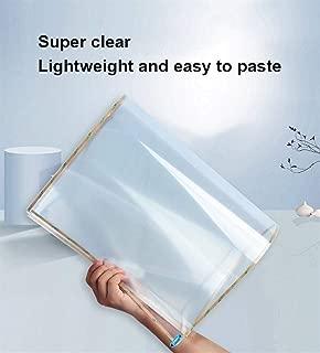 KUYUC 32inchs TV Screen Protector, Anti Blue Light Eye Protection, Ultra-Clear Anti-Glare Screen Filter, Anti-Scratch Screen Protector, Filter Film Reduce Eye Fatigue (Size : B)