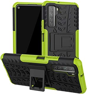 جراب FanTing لهاتف Motorola Moto G9 Plus، غطاء مضاد للصدمات قابل للفصل 2 في 1 [مقاوم السقوط] [شديد التحمل] [شديد التحمل] [...