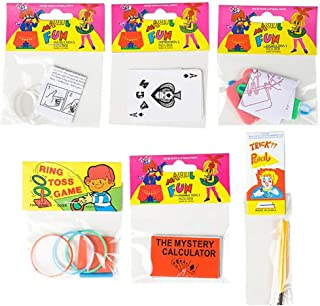 Kicko Easy Magic Fun Tricks - 12 Pieces Beginner Magician Props with Instructional Manual - Ideal Birthday Present to Kids, Family Bonding Activity, Party Favors, First Magical Show, Class Recitals