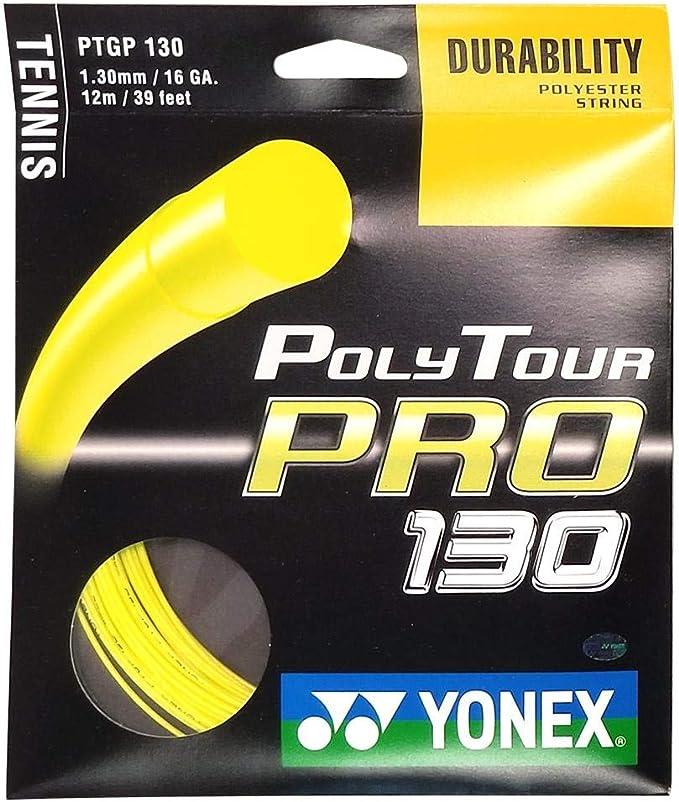 YONEX Pro Tour saitenset Poly Noir 12 m