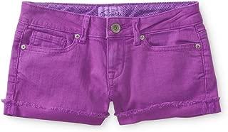 Womens Cut Off Shorty Casual Denim Shorts
