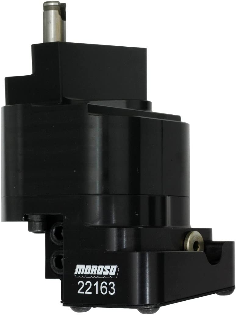 Moroso 22163 Max 42% OFF High Volume Billet Oil Bargain sale Chevy Pump Big-Block for Eng
