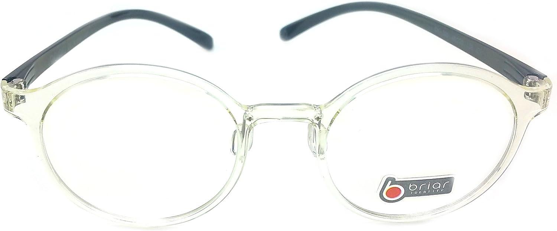 Brial Prescription Eye Glasses Frame Ultem Super Light, Flexible Br 303 C9