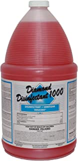 Diamond Disinfectant 1000 - Disinfectant, Sanitizer, Virucide - Makes 160 Gallons