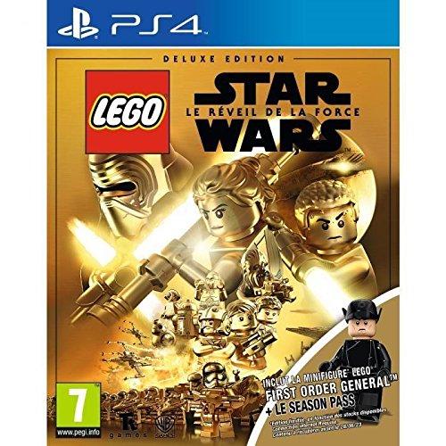 LEGO Star Wars: The Force Awakens - Deluxe-editie Eerste orde Algemeen PS4-spel