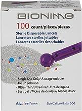 Veridian Bionime Lancet, 100 Ct.