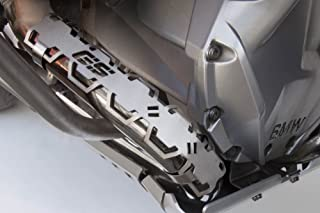 Ro-Moto Exhaust header guards GS style compatible for BMW R1250GS, R1250GS Adventure, R1200GS, R1200GS Adventure all year