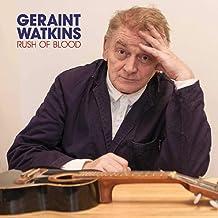 WATKINS,GERAINT - Rush of Blood (2019) LEAK ALBUM