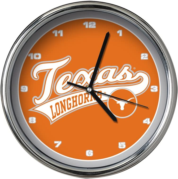 Texas Chrome Max 70% OFF Selling and selling Clock