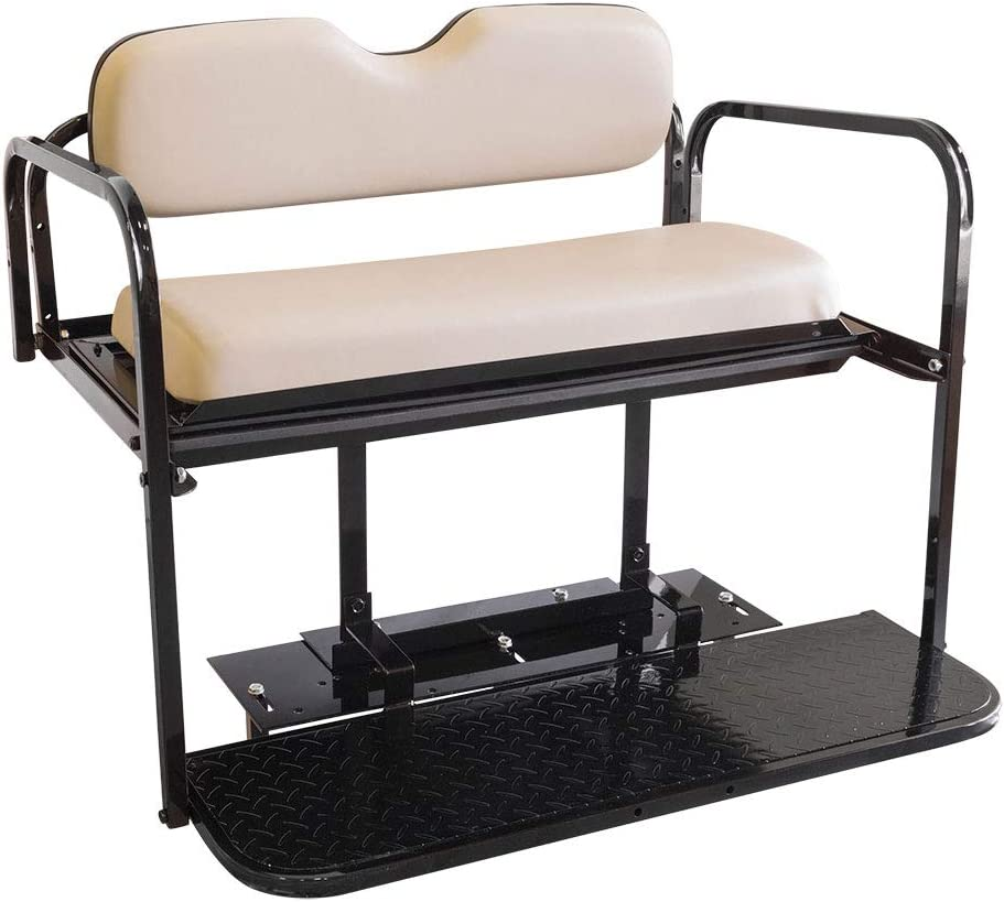 Club Car Accessories (Buying Guide 2021) - Rear Seat